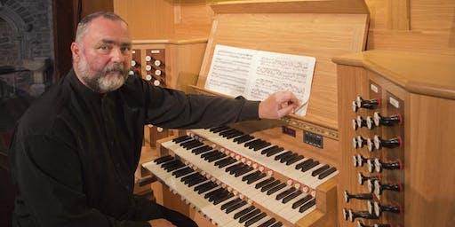Organ recital by Malcolm Proud