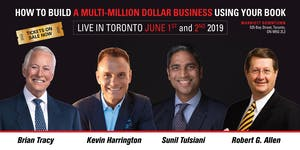 """HOW TO BUILD A MULTI-MILLION DOLLAR BUSINESS USING..."