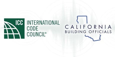 ICC and CALBO Seismic Roundtable Event: July 25, 2019 tickets