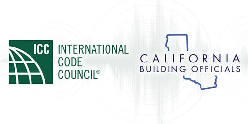 ICC and CALBO Seismic Roundtable Event: July 25, 2019