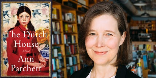 Ann Patchett 10/1