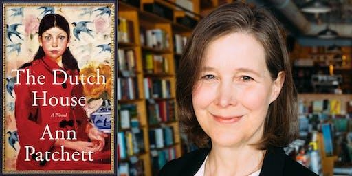 Ann Patchett 10/1