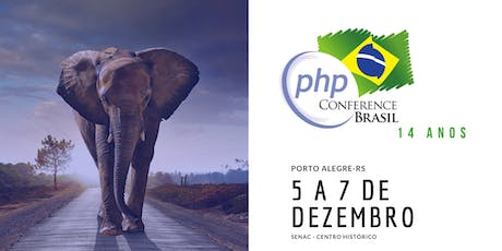 PHP Conference Brasil 2019 (GOLD - Ataque e Auditoria de Containers Docker) ingressos