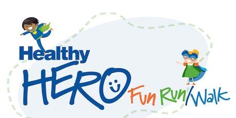 Columbia Association: Healthy Hero Fun Run/Walk 2019 tickets