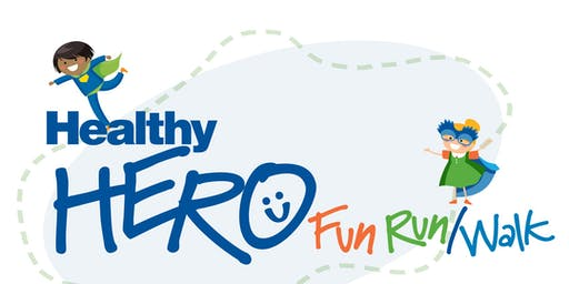 Columbia Association: Healthy Hero Fun Run/Walk 2019