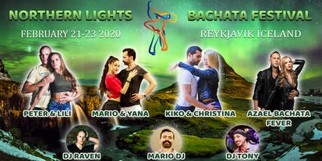 NORTHERN LIGHTS BACHATA FESTIVAL 1st edition tickets