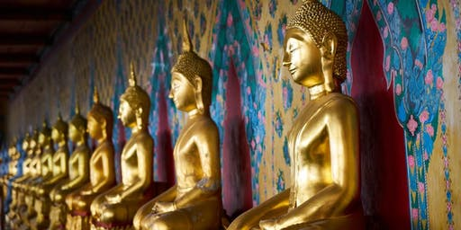 Public Talk: Introduction to Buddhism & Guided Meditation w/ Lanny Harrison
