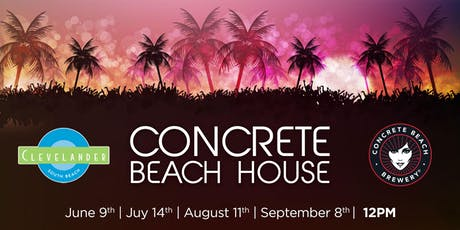 Concrete Beach House tickets