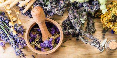 Medicinal Tea Blending for Beginners tickets