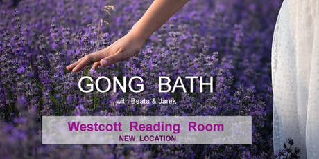 Chakra Balancing Gong Bath in Dorking tickets