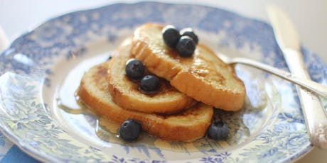 The Vegan Skillet Cooking Class: French Toast tickets