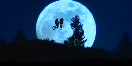 E.T. + Fireworks