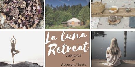 LA LUNA RETREAT tickets