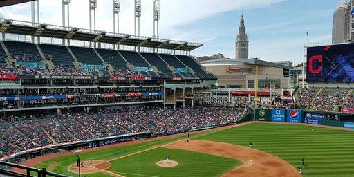 Cleveland Indians Game, Thursday July 18th