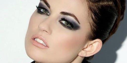 Smokey Eye Makeup Class - HANDS ON
