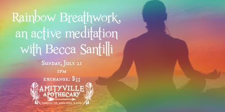Rainbow Breathwork with Becca Santilli tickets