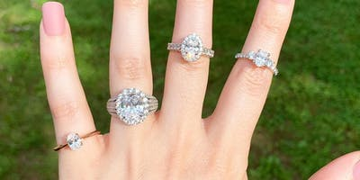 Summer Engagement Ring And Wedding Band Event Cleveland Location