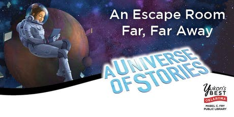 An Escape Room Far, Far Away 2:30 p.m. (Young Adult) tickets