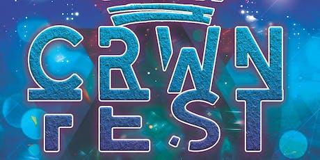 CRWN FEST 2019 tickets
