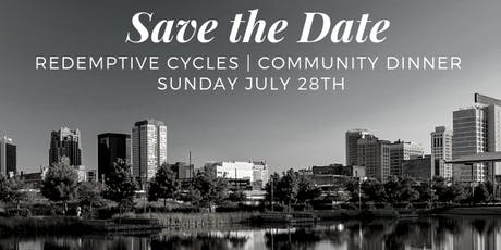 Redemptive Cycles Community Dinner 2019 tickets
