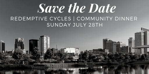 Redemptive Cycles Community Dinner 2019