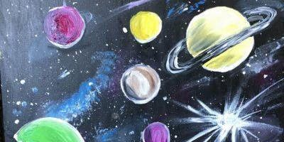Teen Paint Night (Grades 9-12)