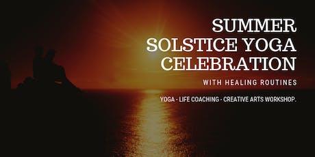 Summer Solstice Yoga Celebration tickets