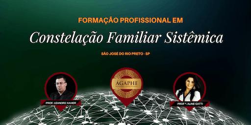 8ª Formação Profissional em Constelação Familiar Sistêmica - São José do Rio Preto/SP