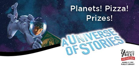 Planets! Pizza! Prizes! 1:00 p.m. (Young Adult) tickets