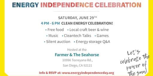 Energy Independence Day Celebration