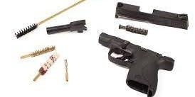 How to Clean your Handgun