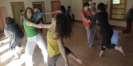 Consent as Liberation: Contact Improvisation Workshop with Nicole Bindler