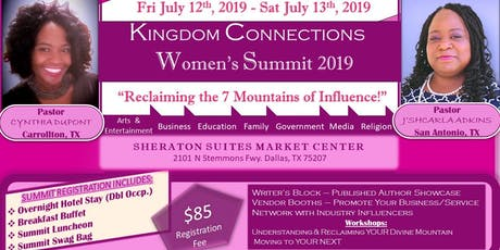 Kingdom Connections Women's Summit 2019 tickets