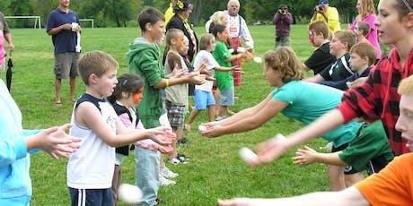 Outdoor Games at Long Bridge Park tickets