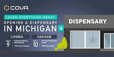 Opening a Dispensary in Michigan? Join Our FREE Cannabis Industry Seminar tickets