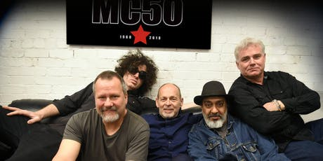 MC50 with Porcupine tickets