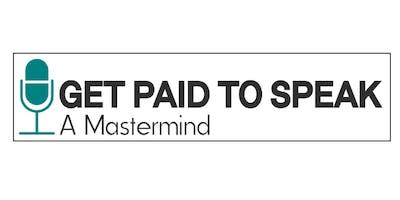 Paid Speaker: A Mastermind