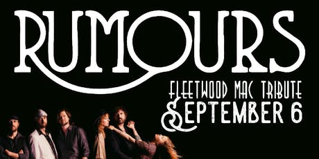 RUMOURS- The Fleetwood Mac Tribute tickets