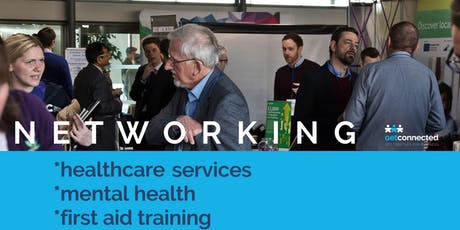 Networking for healthcare services tickets