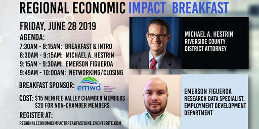Regional Economic Impact Breakfast
