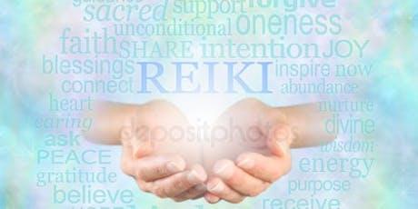 Intro to Reiki tickets