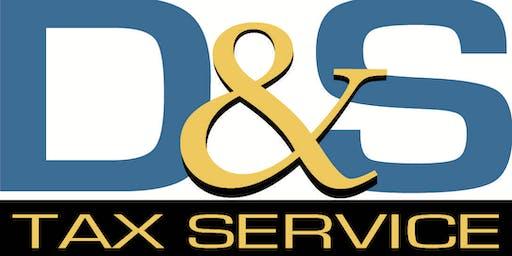 D & S Tax Service Presents: Kid's Entrepreneur Camp