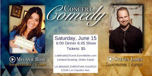 Concert & Comedy
