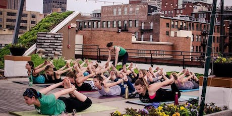Rooftop Fitness | Pilates tickets