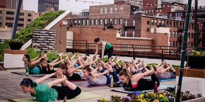 Rooftop Fitness | Pilates