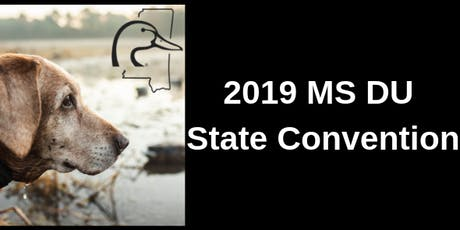 2019 Mississippi DU State Convention tickets