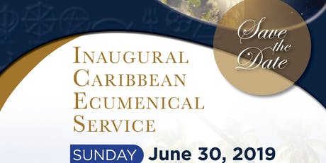 Caribbean American 1619 Ecumenical Service tickets