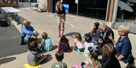Little Naturalists: Feathers, Flippers & Fins Series tickets