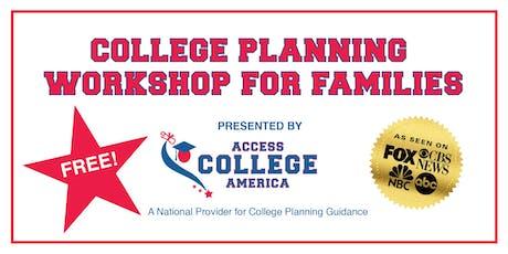College Planning 101! tickets