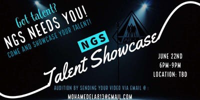 NGS TALENT SHOWCASE